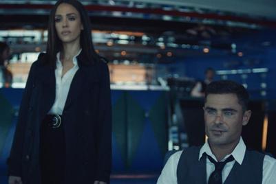 Jessica Alba and Zac Efron star in Dubai tourist board spy thriller