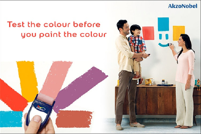 Partner Content: Colour your walls right using Dulux Colour Play Tester