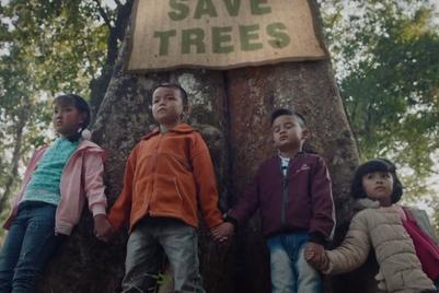 EbixCash shows children win battle of deforestation