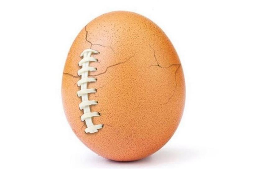 Hulu hijacks Instagram's World Record Egg to push live TV for Super Bowl