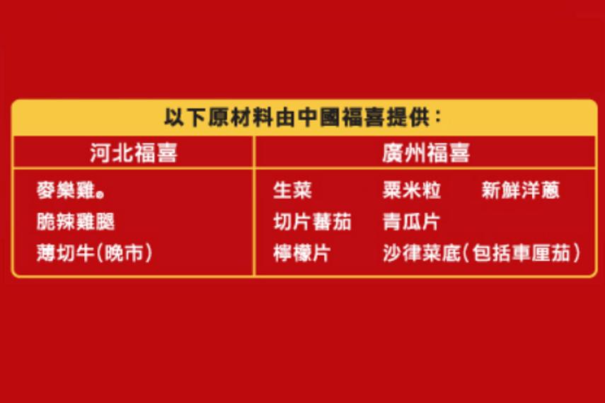 麦当劳公关败笔:「福喜门」谎言挫伤港人信任