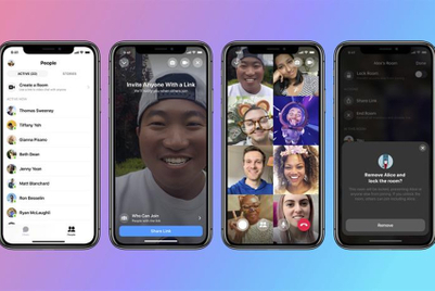 Facebook targets Zoom with 50-person Messenger Rooms