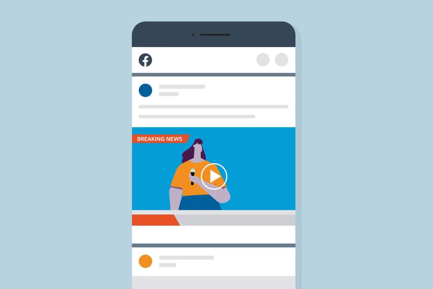 Facebook to prioritise 'original news' in algorithm change