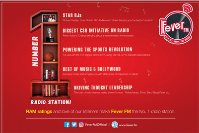 Fever FM: Re-defining entertainment in radio