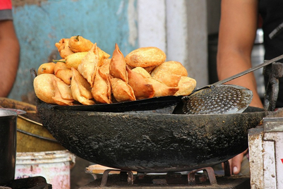 Opinion: Samosa enhances 'Brand India' in the UK