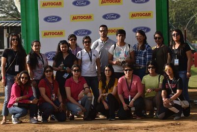 Ford and Autocar come together for #SheDrives in Delhi/NCR