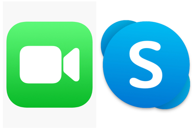 Battle of the Brands: Facetime Vs Skype
