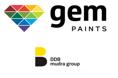 Gem Paints assigns creative mandate to DDB Mudra South
