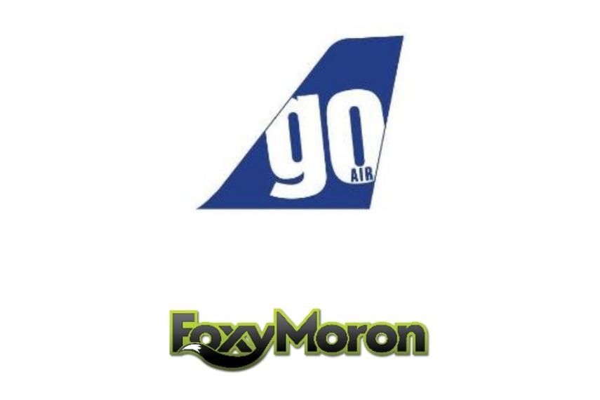 Go Air cruises with FoxyMoron
