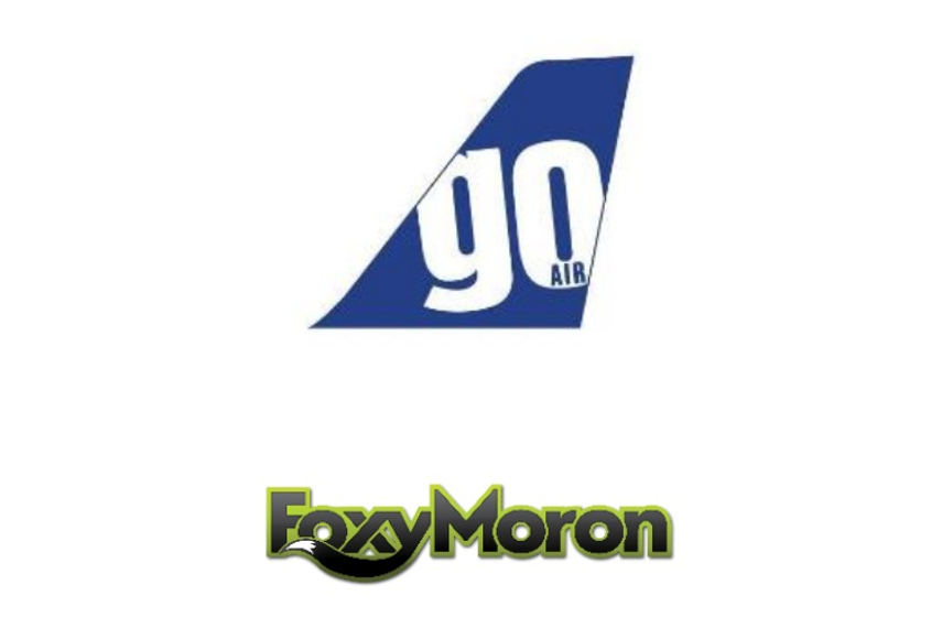 Go Air cruises with FoxyMoron