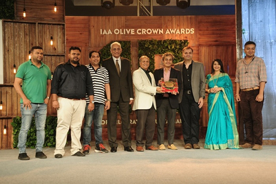 IAA Olive Crown Awards 2020: FCB Interface, Reliance Foundation win top honours
