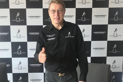 'Be connected. You never know what life brings you': Mika Hakkinen