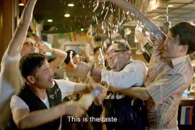 哈啤发布FIFA世界杯主题广告战役