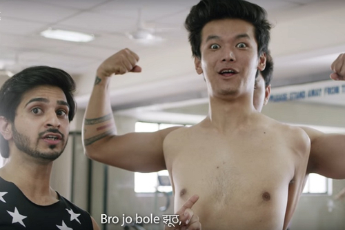 He Deodorants celebrates 'International Men's Day' again, with a #BroCode