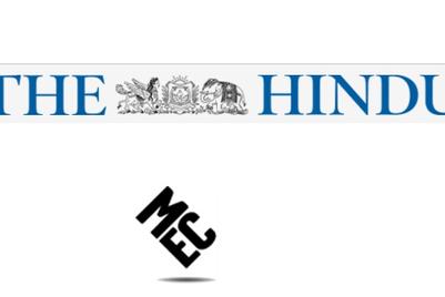 MEC India bags The Hindu's media mandate