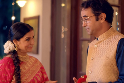 Honda celebrates Activa's 20th anniversary with a playful exchange between a couple
