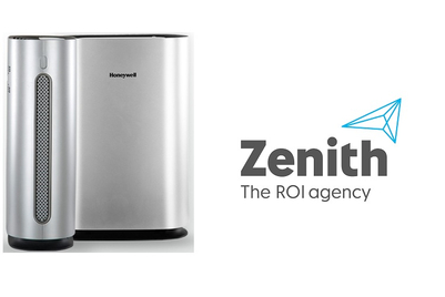 Honeywell assigns media duties to Zenith