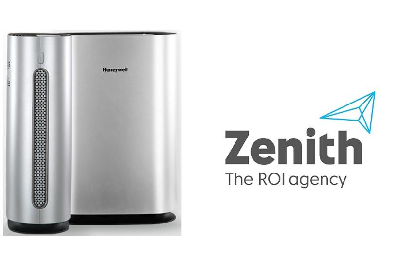 Honeywell assigns media duties to Zenith