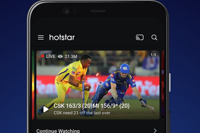 Hotstar to launch in Singapore on 1 November