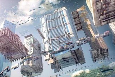 汇丰银行推出十年来首个香港本地广告