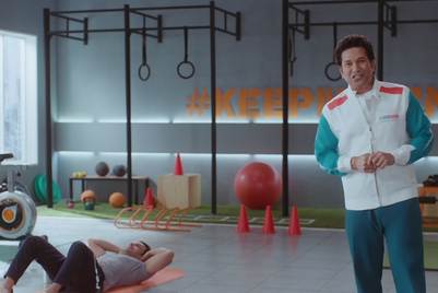 IDBI Federal Life Insurance and Tendulkar show importance of physical and financial fitness