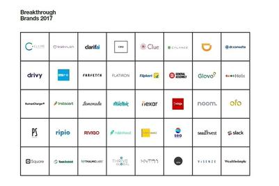 Flipkart and Rivigo feature in Interbrand Global's Breakthrough Brands