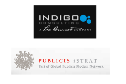 Publicis iStrat and Leo Burnett's Indigo merged