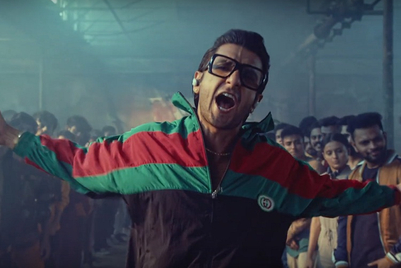 Ranveer Singh raps again, this time for JBL