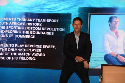 'I never got into the situation where I had to turn down brands': Jonty Rhodes