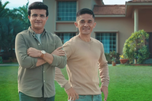 JSW Cement looks to be stepping stone to success with Sourav Ganguly and Sunil Chhetri