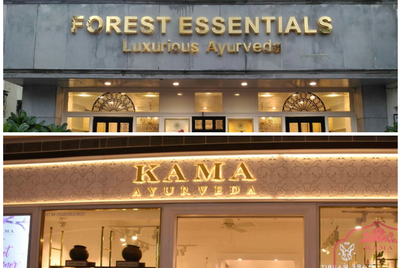 Battle of the Brands: Forest Essentials vs Kama Ayurveda
