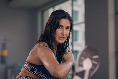 Katrina Kaif and Reebok call out to women to find their 'Ree'