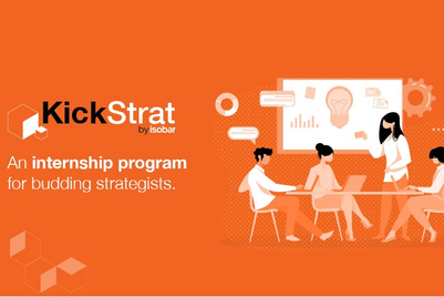 Isobar offers six-month internship opportunity for future strategists