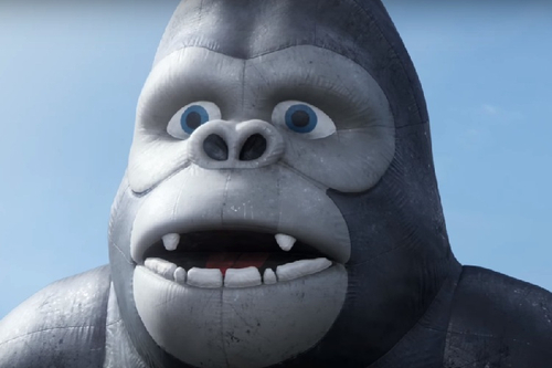 Weekend Watch: When King Kong meets the king of the concrete jungle