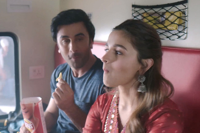Lay's smiles through Alia Bhatt and Ranbir Kapoor