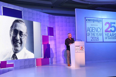 WATCH: Piyush Pandey pays tribute to Ranjan Kapur at AOY 2018