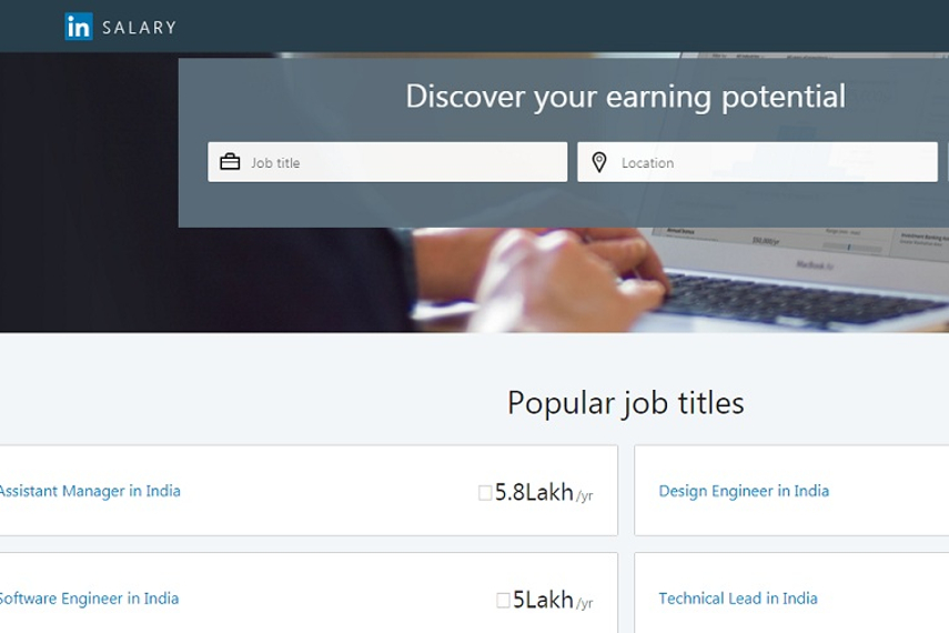 LinkedIn launches salary insights feature