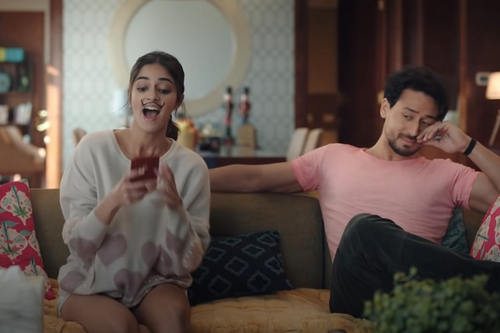 Lionsgate Play gets Ananya Panday and Tiger Shroff to showcase content variety