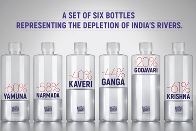 Livpure joins Rally for Rivers with #RiversInABottle