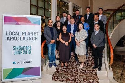 Independent agency network Local Planet opens in Apac