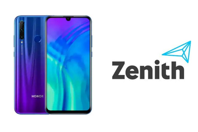 Honor appoints Zenith to handle media