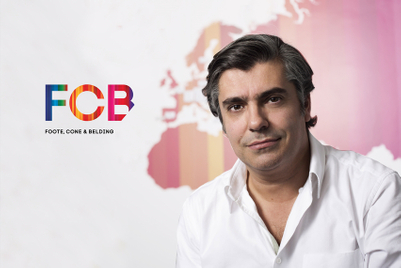 FCB names chief creative as new international chief