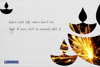 Partner Content: Luminous captures the forgotten spirit of Diwali
