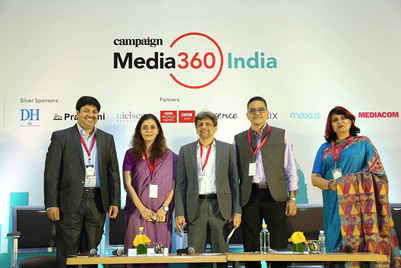 Media360 India: 'Keep faith in print, it is here to stay'