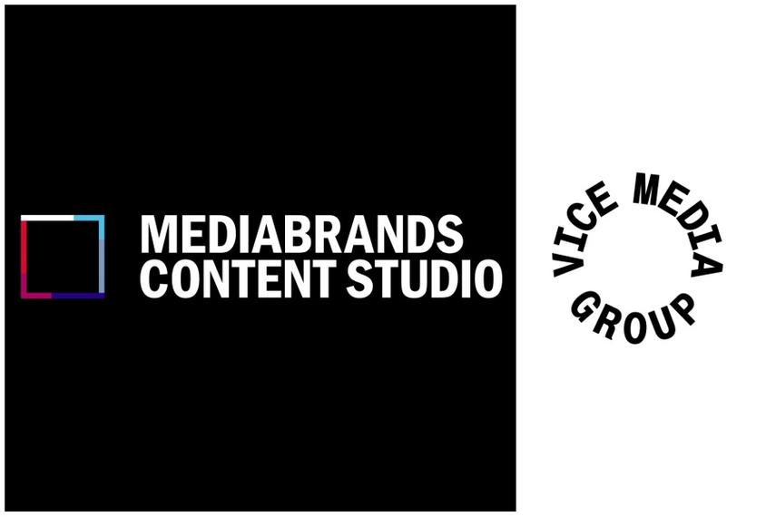 Mediabrands and Vice Media Group ink global creative partnership