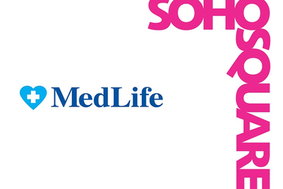 MedLife assigns creative duties to Soho Square