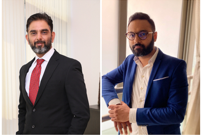 Jabir Merchant and Maharsh Shah join Condé Nast India