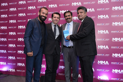 MMA Smarties Apac 2016: Mindshare India wins agency of the year