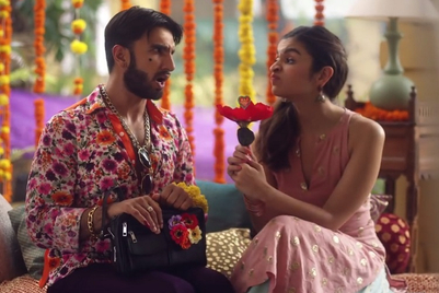MakeMyTrip gets Alia and Ranveer back for 'Pay at Check-out' offering
