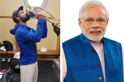 Narendra Modi or Virat Kohli - the bigger brand in 2019?
